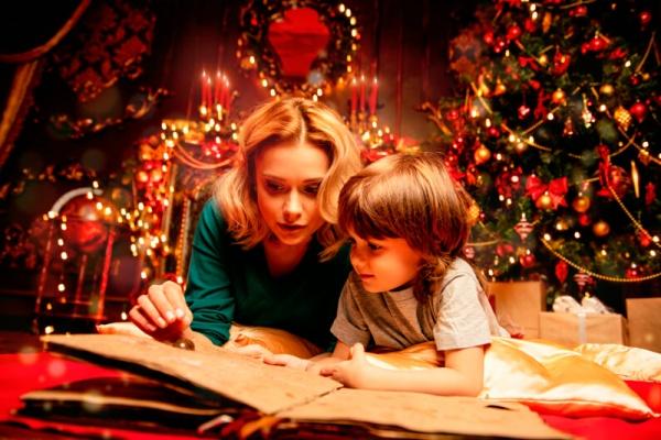 Actividades para hacer con niños en Navidad