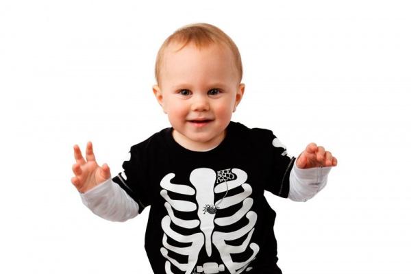 disfraces para niños en Halloween
