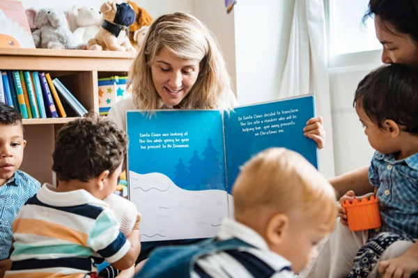 lectura en edades tempranas